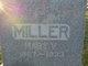 Mary V <I>Cullison</I> Miller