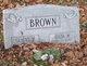 Gladys M. Brown