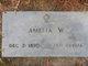Amelia <I>Wolfe</I> Cline