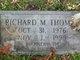 Richard M Thomas
