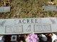 Virginia Olive <I>Moales</I> Acree