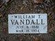 William Thornton Vandall