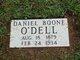 Daniel Boone O'Dell
