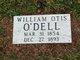 William Otis O'Dell