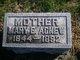 Mary E. <I>Marshall</I> Agnew