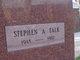 Stephen A. Falk