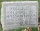 Profile photo:  Eva <I>Anderson</I> Rosequist