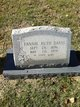 Fannie Ruth Davis