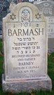 Profile photo:  Barney Barmash