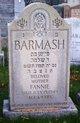 Profile photo:  Fannie Barmash