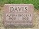 Alvina Imogene Davis