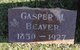 Profile photo:  Gasper Meyers Beaver