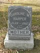"Caroline Matilda ""Carrie"" <I>Meskimen</I> Harper"