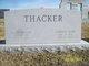 Maj Ralph William Thacker, Sr