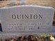 Earnest G. Quinton, Sr