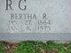 Bertha <I>Roitsch</I> Romberg