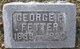 Profile photo:  George Frederick Fetter