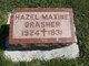 Hazel Maxine Grasher