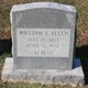 William Thomas Allen
