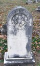 "Profile photo:  Augusta Elizabeth ""Bretie"" <I>Christian</I> Glass"