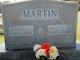 Mattie Glover <I>Erwin</I> Martin