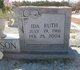 Ida Ruth Johnson