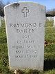 Sgt Raymond E. Dailey