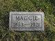 Profile photo:  Maggie E <I>Megan</I> Austin