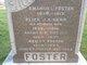 "Elizabeth Jane Armstrong ""Eliza"" <I>Kerr</I> Foster"
