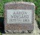 Profile photo:  Aaron Wingard