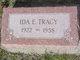 """Ida Mae """"Evelyn"""" <I>Ocker</I> Tracy"""