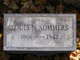 Profile photo:  Louis N Sommers