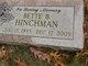 Profile photo:  Bette Hinchman