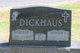 Josephine T <I>Pirrung</I> Dickhaus