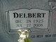 Profile photo:  Delbert Walter Jackson
