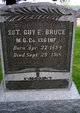 SGT Guy Edson Bruce