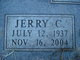 Profile photo:  Jerry Clarence Aday