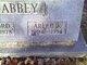 Profile photo:  Arleu K. <I>Peavey</I> Abbey