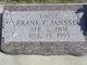 Frank Fokke Janssen