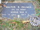 Profile photo:  Walter Ray Palmer