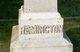 Mary <I>Wightman</I> Remington