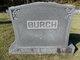 Raye Robert Burch, Sr