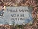 Lola Estelle <I>Burch</I> Brown