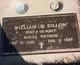 "William Benjamin ""Matt"" Dillon"