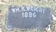 William Kidd Wright