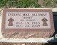 Evelyn Mae <I>Schmidt</I> Alloway