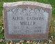 Profile photo:  Alice Cathern Miller