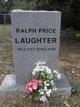 Profile photo:  Ralph Price Laughter