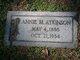 Annie M <I>Waskey</I> Atkinson