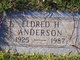 """Profile photo:  Eldred """"Andy"""" Anderson"""